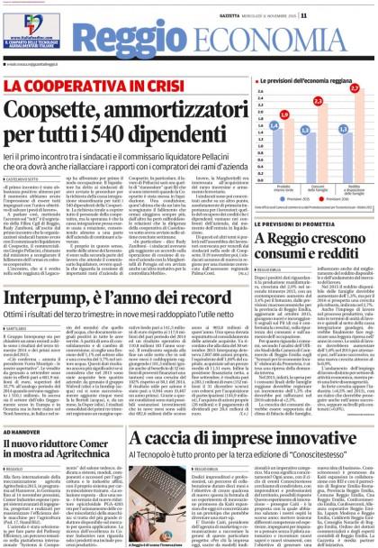Gazzetta 11.11.15