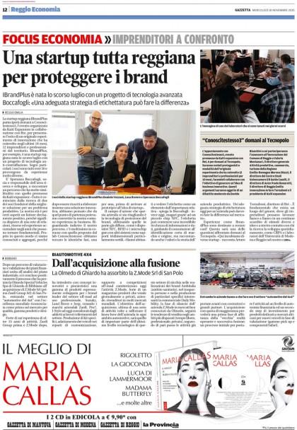 Gazzetta 18.11.15
