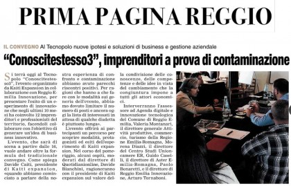 Prima Pagina 19.11.15